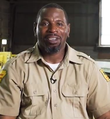 James Shelton is a nursery manager for the Arkansas Department of Agriculture.