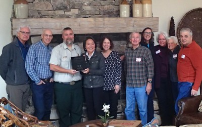 The Firewise committee for The Settings of Black Mountain was recognized as a Firewise USA site in October of 2018.