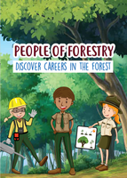 People of Forestry: Discover Careers in the Forest Activity Book